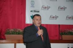 CENA OFICIALES FIALP 2007