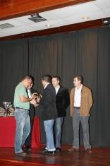 GALA ENTREGA DE TROFEOS 2008
