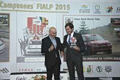Entrega de Trofeos 2015
