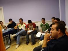 PRIMERA REUNIÓN PILOTOS FIALP 2007