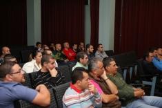 REUNIÓN CON LOS PILOTOS 2013