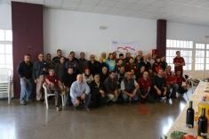 TRADICIONAL ALMUERZO CON COLABORADORES 2014