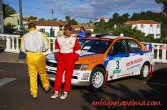 Rallye de Tierra Isla Verde 2010