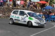 XXXVIII Rallye Senderos de La Palma (8 y 9 de Julio)