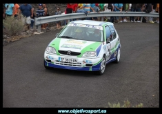 XXXIX Rallye Senderos de La Palma (6 y 7 de Julio)