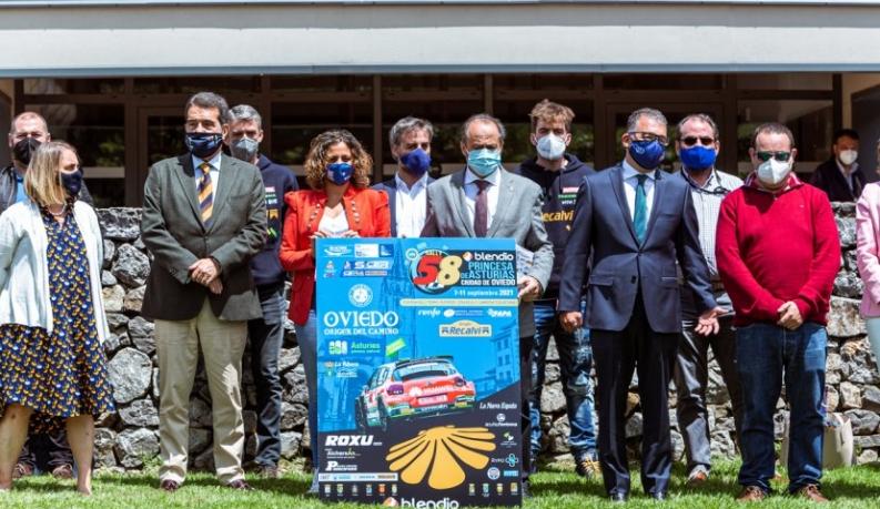 El 58 Rally Blendio Princesa de Asturias Ciudad desvela nuevos detalles en Ribera de Arriba