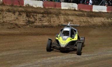 Kumho vuelve a copar los podios en el Autocross de Esplús