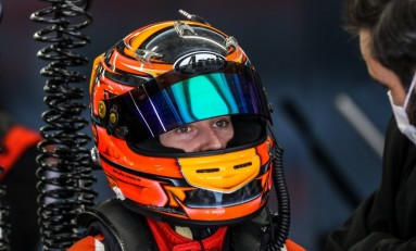 Belén García inicia en Imola su primera temporada con un Fórmula 3