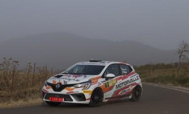 Sergio Fuentes escala a la tercera posición del Campeonato de Canarias