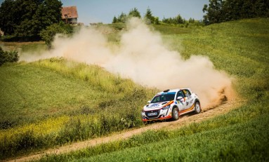 El Rallye Team Spain empieza con buen pie su cuarta temporada europea
