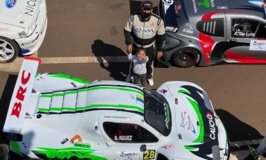 Saucer Motorsport, con sensaciones positivas en la Subida de Santo Domingo