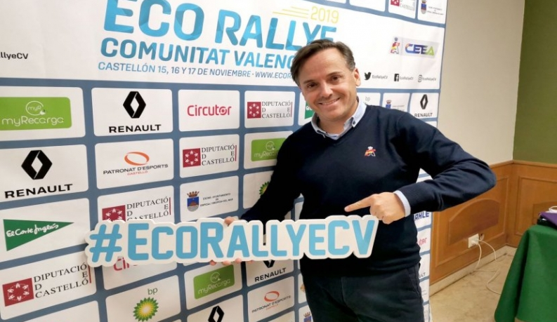 Destacados pilotos nacionales e internacionales tomarán la salida del Eco Rallye de la Comunitat Valenciana 2021