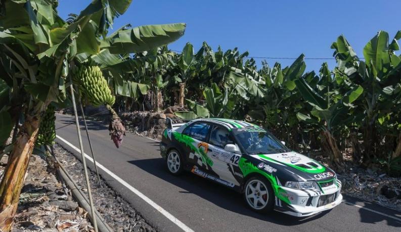 El equipo Saucer Motorsport estará en la IV Subida San Isidro en la isla de La Palma