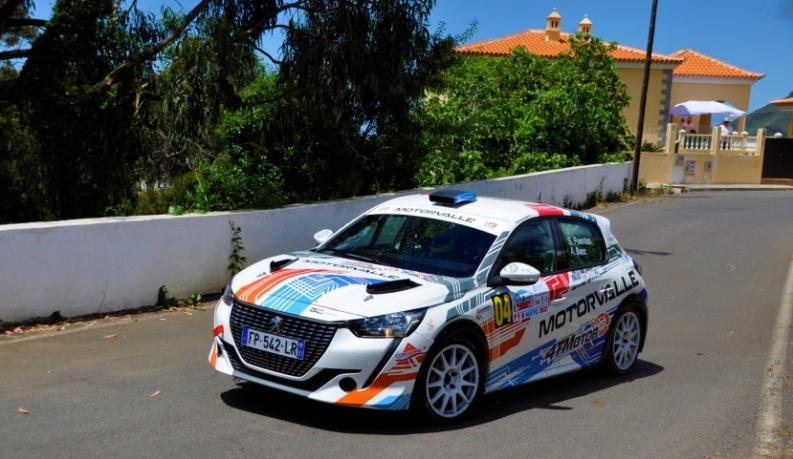 Se aplaza el Rallye Ciudad de La Laguna