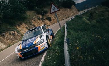 Pablo Díez y Diego Cruz vuelven a Cantabria para disputar el Rally Valles Pasiegos