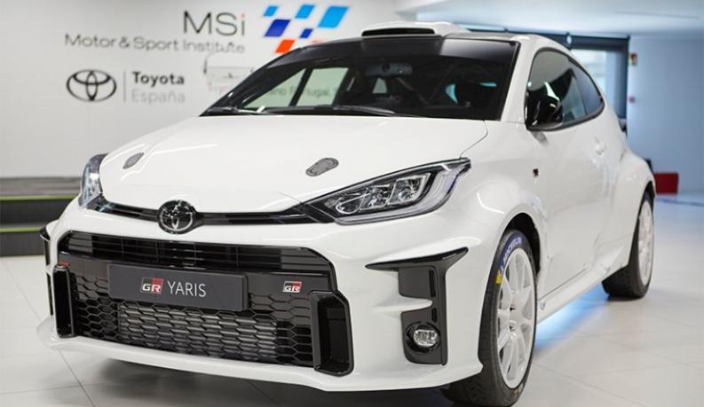 Toyota Gazoo Racing Iberian Cup: la nueva copa monomarca se presenta en el MSi