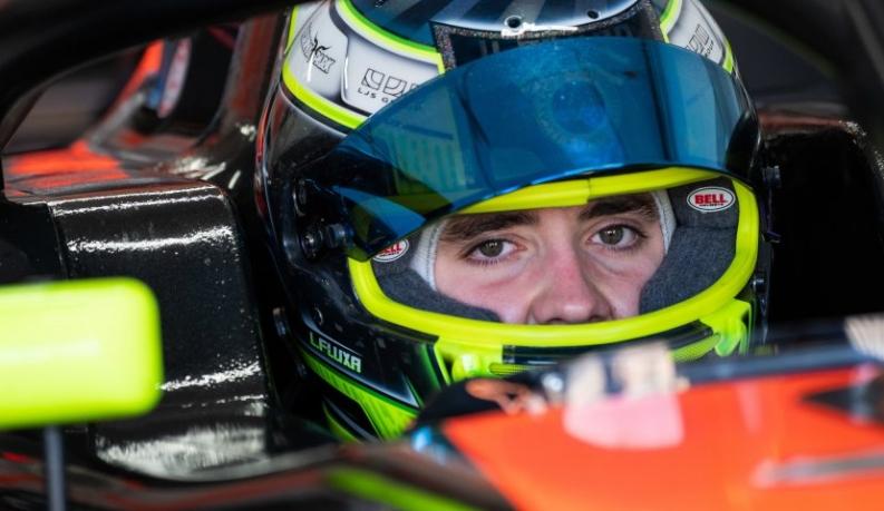 Lorenzo Fluxá debuta dentro de la Formula Regional by Alpine en Ímola