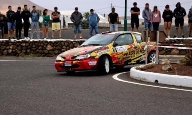 Con el Rallye Villa de Teguise vuelve el automovilismo a Lanzarote