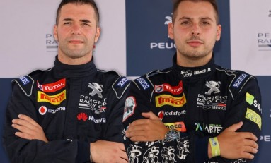Roberto Blach Jr. y José Vieitez juntos en 2021