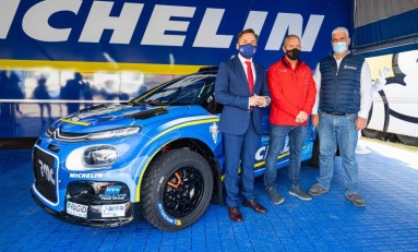#MiPrimerN5 – Programa Michelin / RMC Motorsport