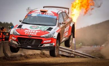 Sordo acaricia la victoria en su debut en el Rally Azores