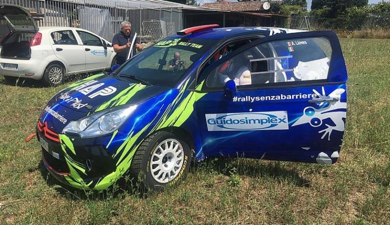 El primer reto de Albert Llovera en Italia será el 49 Rally de San Marino