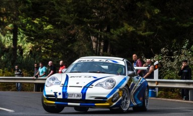 El Rallye de Maspalomas ya cuenta con unos 90 equipos inscritos